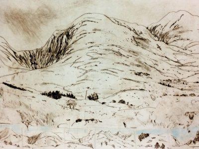 An encounter with a mountain